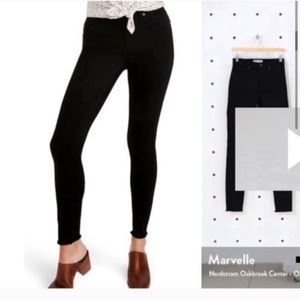 NEW Madewell 9 inch high rise skinny jeans 27